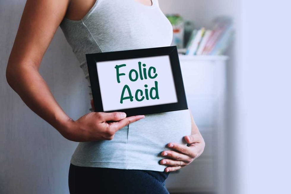 Folic acid Improves Fertility, Egg Quality, IVF Success, and Reduces Miscarriage